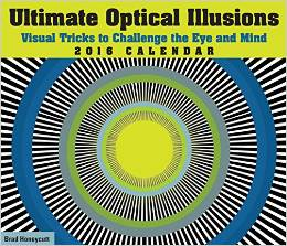 Ultimate Optical Illusions 2016 Day-to-Day Calendar